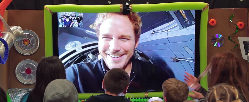 Chris Pratt Surprises Kids From His Hometown, and Their Reactions Are Priceless