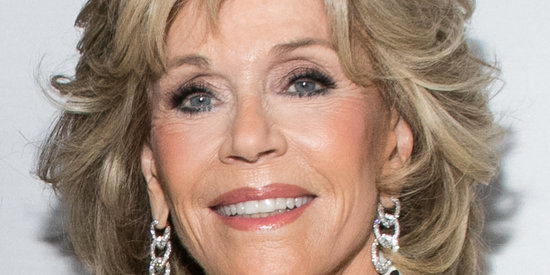 Jane Fonda Says She Wants To Be The 'Face' Of Old Age