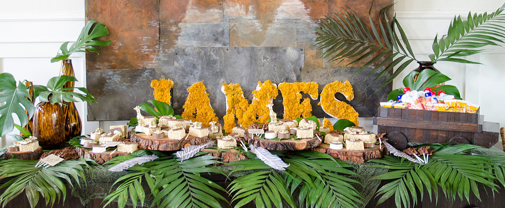 This Elaborate Safari First Birthday Party Is Too Decadent For the Jungle