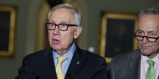Dems Will Ride Trump To The Majority, Says Harry Reid