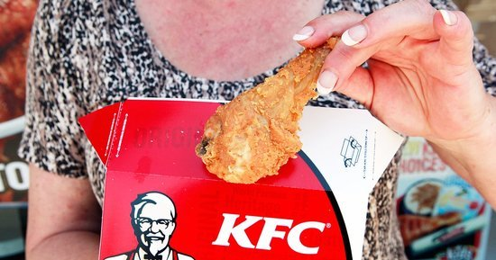 KFC Announces Original and Hot and Spicy-Flavored Edible Nail Polishes