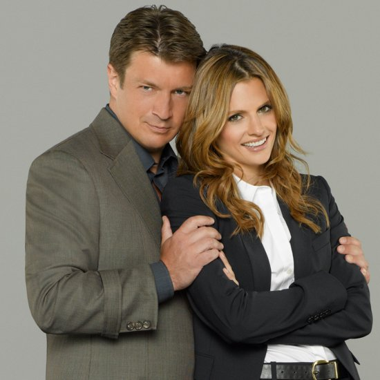 Castle and Beckett GIFs