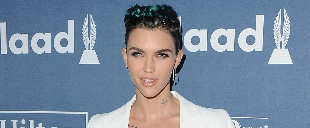 How a Tongue Piercing Fueled Ruby Rose's Obsession With Tattoos