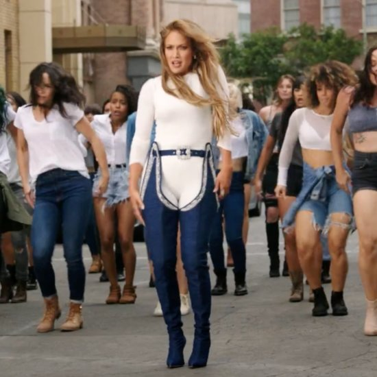Jennifer Lopez Gets Manolo Blahnik Boots From Rihanna