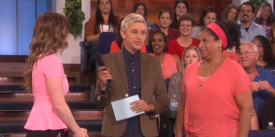 Boomers Take On Millennials In 'Ellen Show' Pop Culture Throwdown
