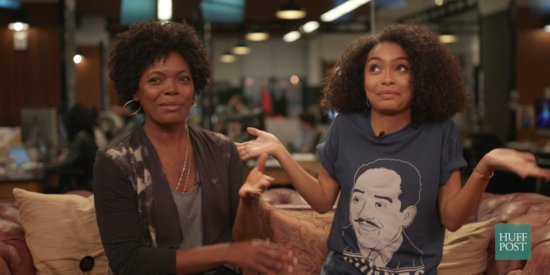 This Convo Between Yara Shahidi And Her Mom Will Warm Your Heart