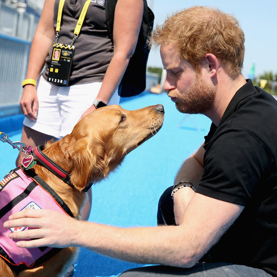 Prince Harry at the Invictus Games in Orlando May 2016