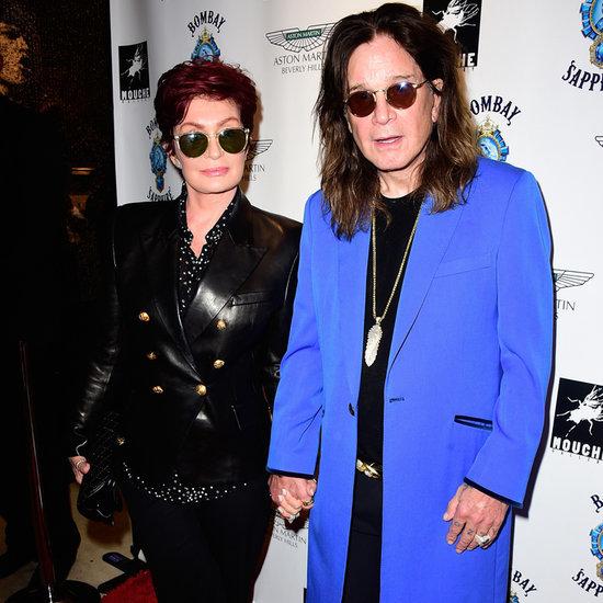 Sharon and Ozzy Osbourne Divorce 2016