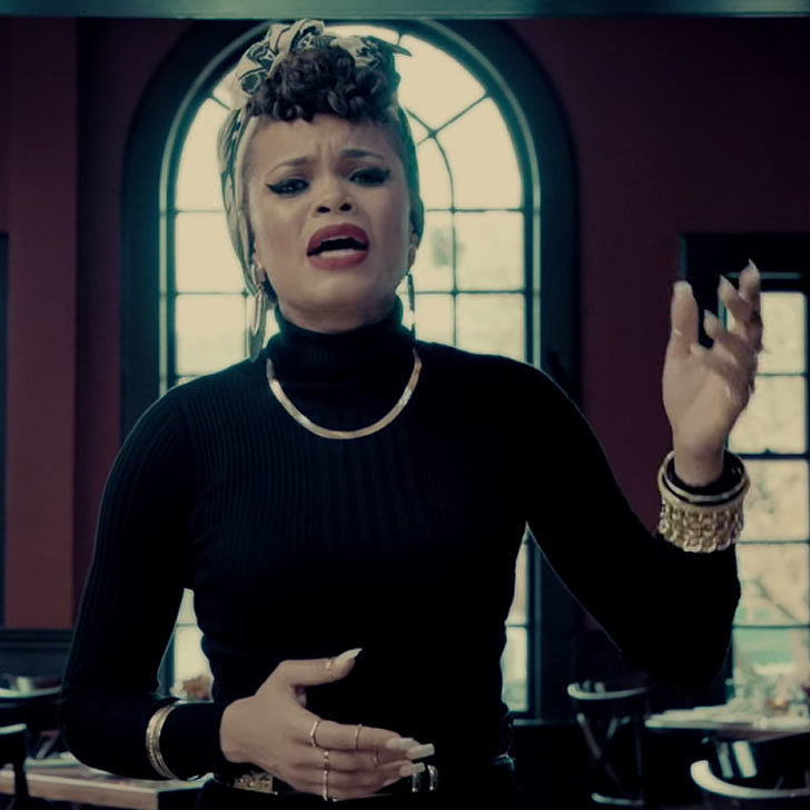 "Rise Up Andra Day: Andra Day's ""Rise Up"" Video Directed By M. Night Shyamalan"