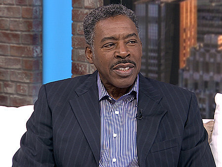 WATCH: Did You Know That Ernie Hudson Was Supposed to Originally Play Jane Fonda's Love Interest in Grace and Frankie?