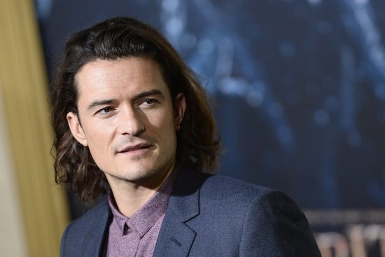 Orlando Bloom Caught with Selena Gomez