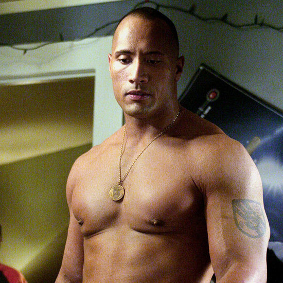 Dwayne Johnson's Hottest Movie Pictures
