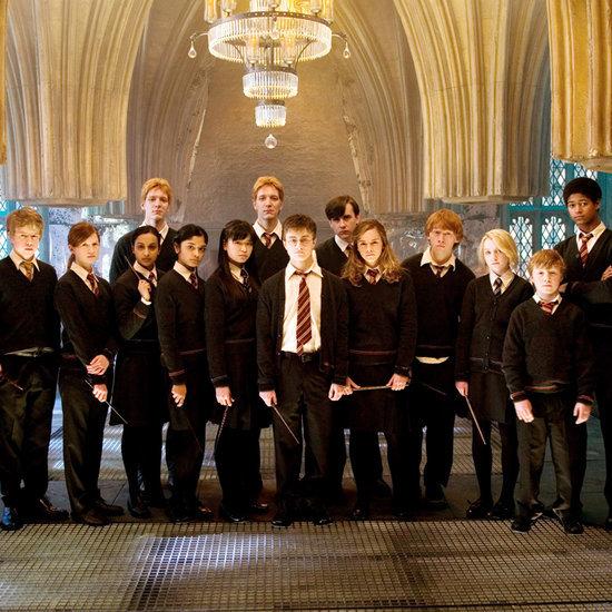 Hogwarts House Rant