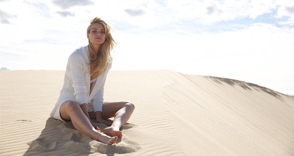 How Mega Model Elyse Taylor Stays Naturally Beautiful