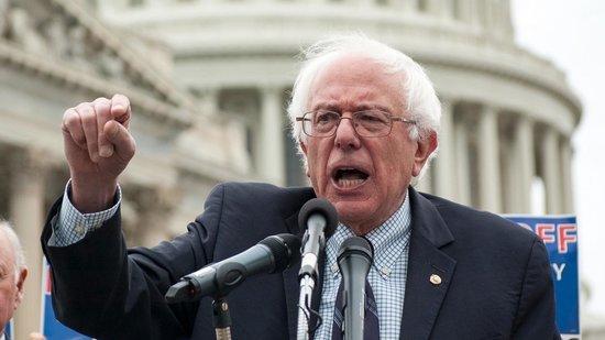 Study Says Bernie Sanders' Health Plan Could Double U.S. Debt