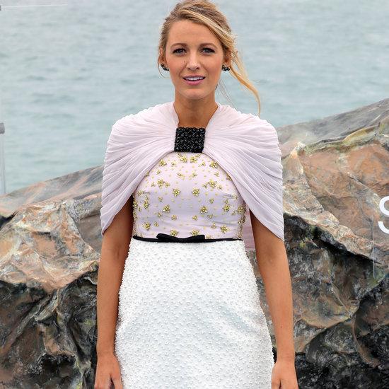 Blake Lively's Giambattista Valli Dress at Cannes
