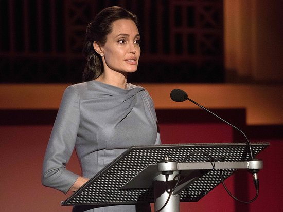 Angelina Jolie Pitt Urges World Leaders to Unite and Address Refugee Crisis in BBC Speech: 'Strength Lies in Being Unafraid'