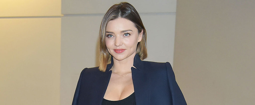 Miranda Kerr Gave Vogue a Tour of Her Wardrobe and Divulged All Her Essentials Along the Way