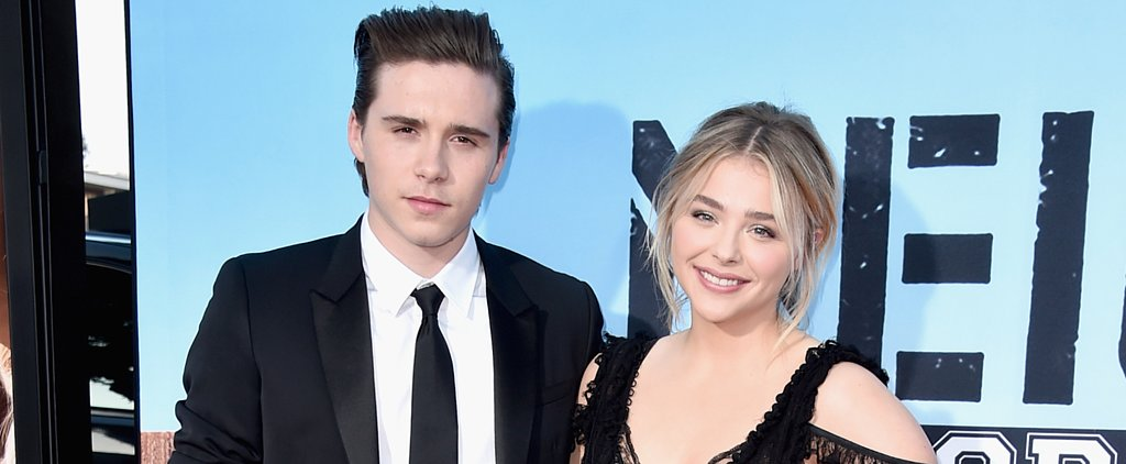 Chloë Grace Moretz's Sexy Dress Can Only Be Upstaged by 1 Thing — Brooklyn Beckham