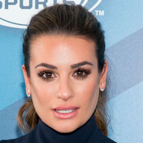 Lea Michele Ditches Her Signature Look For the Summer