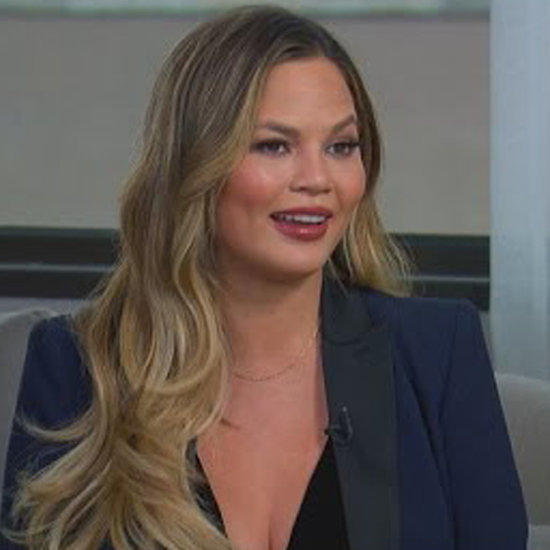 Chrissy Teigen Talks About Baby Luna May 2016 | Video