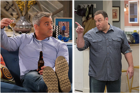 [VIDEOS] Watch the Trailers for CBS' New Fall 2016 Comedies: 'Man With a Plan,' 'The Great Indoors' and 'Kevin Can Wait'