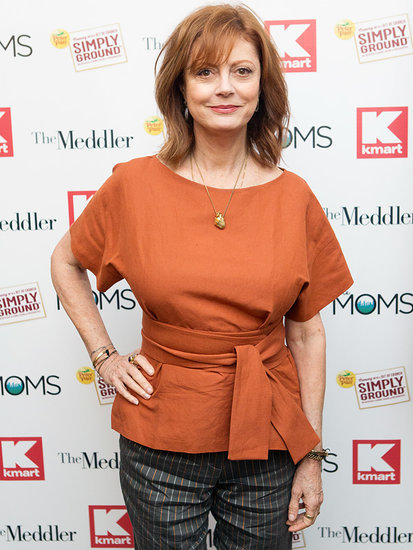 Susan Sarandon Wants to Direct Female-Friendly Porn in Her 80s