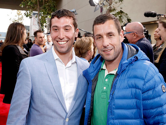 Adam Sandler Invites His Look-Alike to The Do-Over Premiere