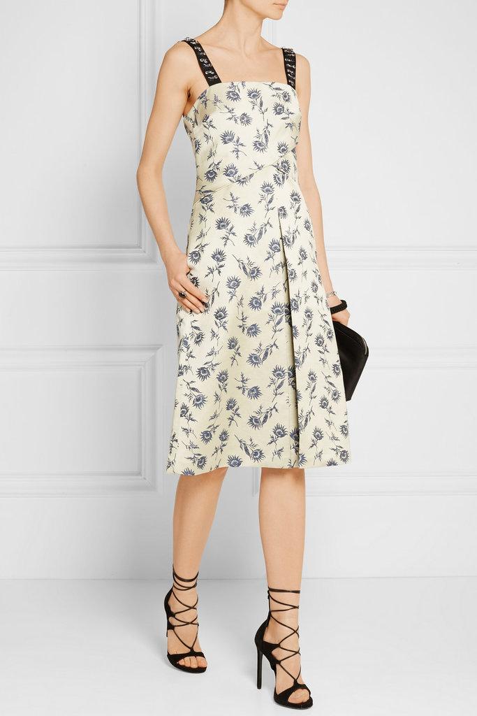Tory Burch Grossgrain Dress ($695)