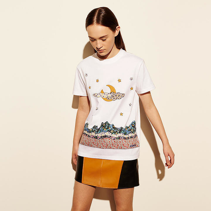 Coach 1941 Moonscape Tee Shirt ($165)