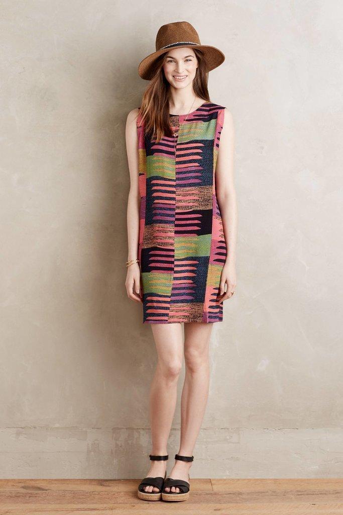 Mara Hoffman Hyacinth Sweater Dress ($234)