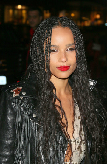 The Beauty Gadget Zoë Kravitz Relies On For Getting Gorgeous Skin