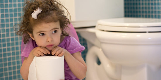 Why I Didn't Potty Train My Daughter