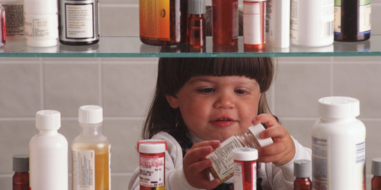 A Shocking Number Of Parents Keep Their Kids' Leftover Opioids