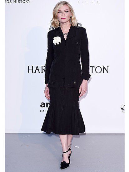 Kirsten Dunst, Irina Shayk, Helen Mirren and More Dazzle at Cannes Film Festival's Annual AmfAR Gala