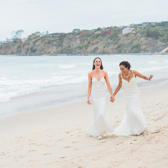 Whimsical California Beach Wedding