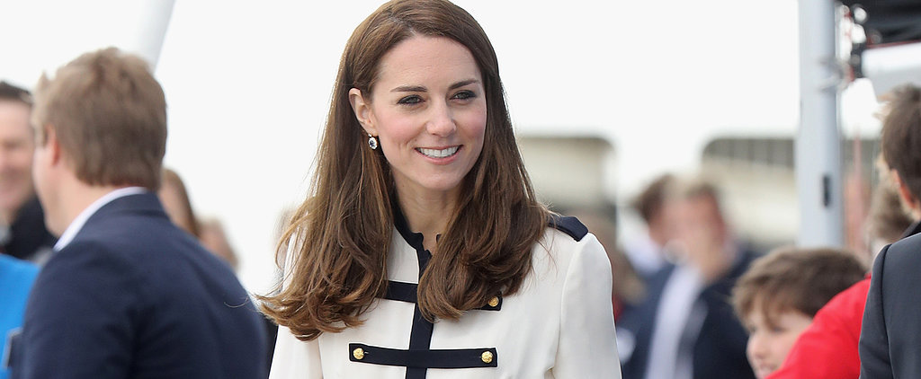 The Duchess of Cambridge Just Brought Back a Favourite McQueen Outfit — and It's Not Her Wedding Dress