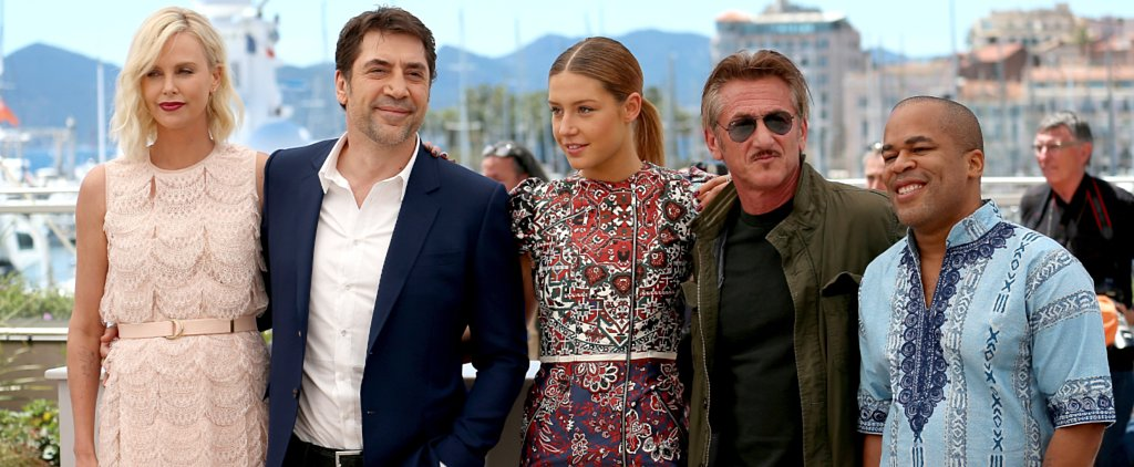 Exes Charlize Theron and Sean Penn Keep Their Distance at the Cannes Film Festival