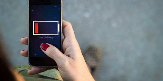 Uber Knows When Your iPhone Battery Is Dying And You're Getting Desperate