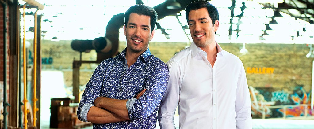The Secret to Telling Property Brothers Jonathan and Drew Scott Apart