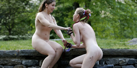 Nude, All-Women Production Of Shakespeare's 'The Tempest' Honors Free Expression