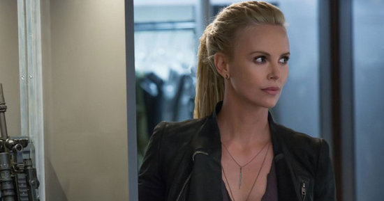 Fast 8 Reveals Charlize Theron's Villainess