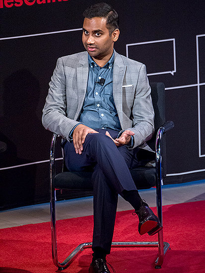 Aziz Ansari on Hollywood's Diversity Problems: It's 'Strange' That It's Only White People in Nicholas Sparks Films