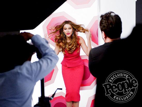 Sofia Vergara Wants to Help You to 'Get Noticed' With Her New 'Bold' Fragrance