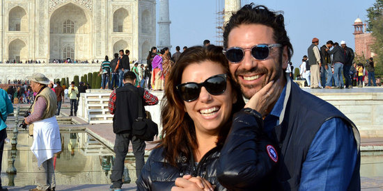 Eva Longoria Ties The Knot At Star-Studded Wedding Ceremony