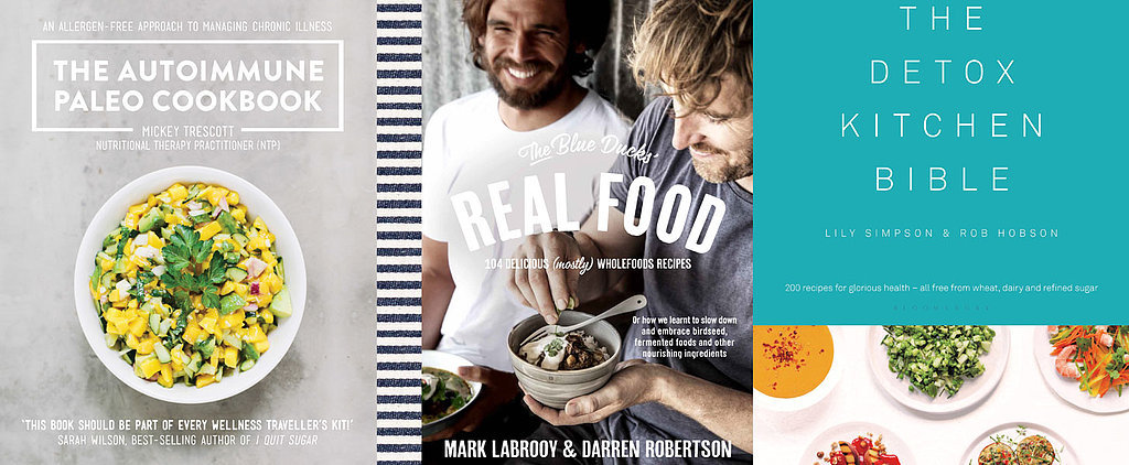The Only Cookbooks You Need For a Healthy Meal Every Time