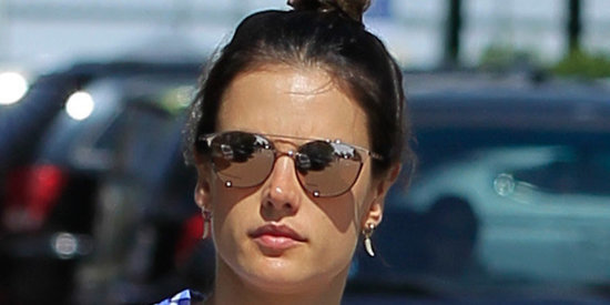 Alessandra Ambrosio Found The Ideal Summer Shoes For Under $100