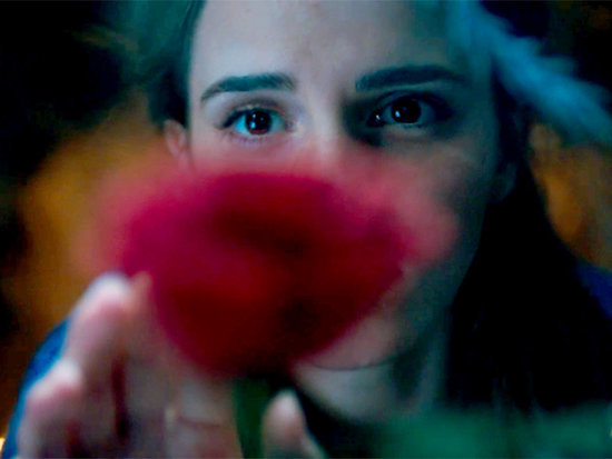 Get Your First (Brief) Look at Emma Watson as Belle in the New Beauty and the Beast Teaser Trailer