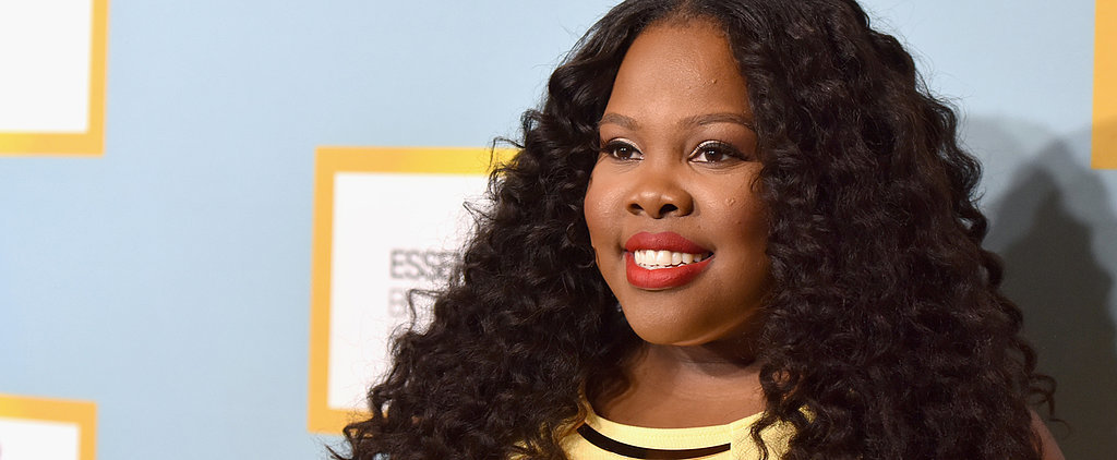 Amber Riley Triumphantly Silences Body Shamers in a Hilarious Instagram Video