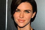 Ruby Rose Is Mystified by People With No Tattoos